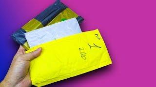 Сумашедшая распаковка посылок из китая! товары с алиэкспресс! конкурс!