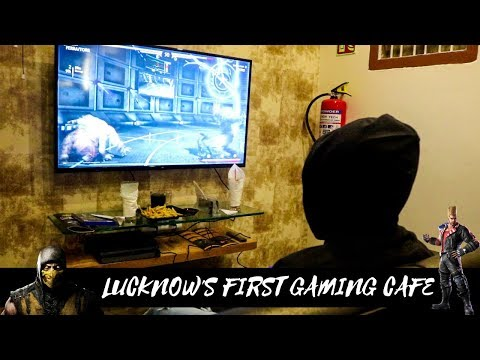 LUCKNOW'S FIRST GAMING CAFE   The Playhouse Cafe