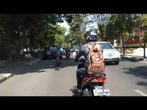 Travel trip to Jl veteran, kota Semarang city, indonesia. Perjalanan blusukan tour . Travel vlog.