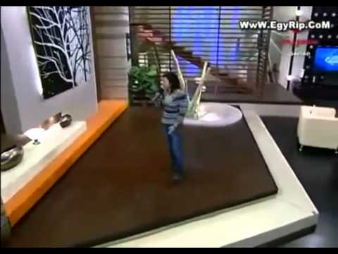 Missy Maira Egyptian Rapper @ Ezz El-Shabab Rotana Masreya
