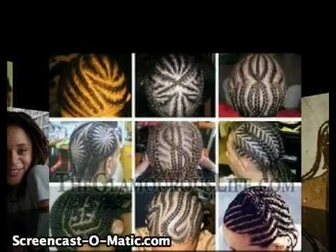 AFRICAN HAIR Throughout the Ages - Egypt, Nubia, Sudan, Senegal, U.S