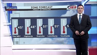 Friday Morning Video Forecast 3/5/21