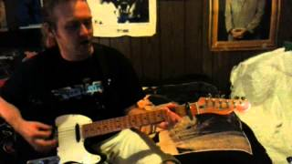 Waylon Guitar Lesson - Brown Eyed Handsome Man, Ain