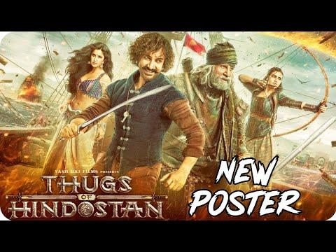 Thugs of Hindostan   Look  Aamir Khan  Katrina Kaif  Amitabh Bachchan