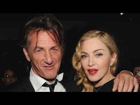 Madonna Defends Ex Sean Penn: He Never Abused Me