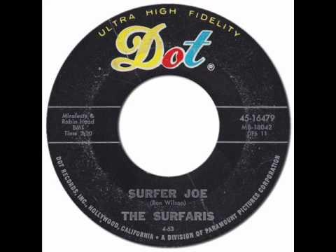 the surfaris surfer joe