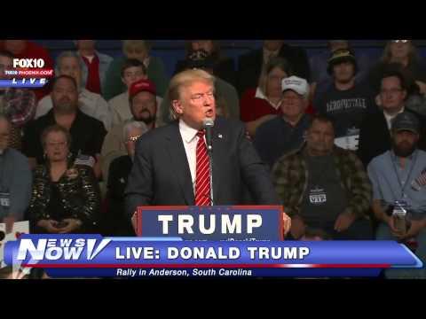 FNN: FULL Donald Trump Rally Speech in South Carolina