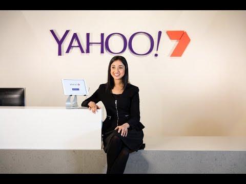 Meet Alicia Vrajlal - Deputy Entertainment Editor at Yahoo7