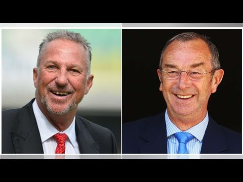 ✍Sir Ian Botham and David 'Bumble' Lloyd pick their all-time county overseas XIs