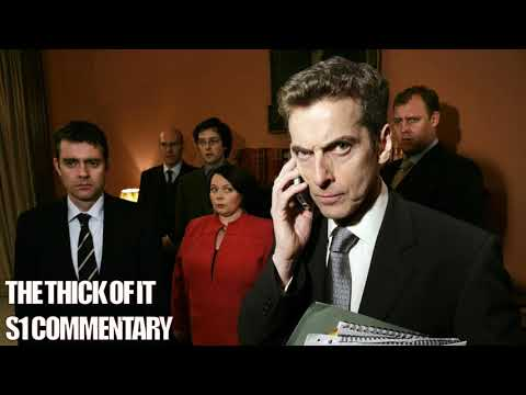 The Thick Of It - S1 Commentary [couchtripper]