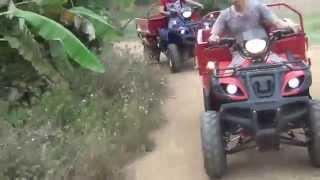 Repeat youtube video รถ ATV เอทีวี ใช้สำหรับ สวน ไร่ บรรทุกสิ่งของ