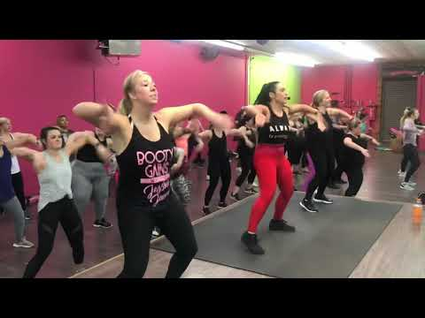 """""""Thick"""" By O.T. Genesis Ft 2 Chainz - Dance Fitness With Jessica"""