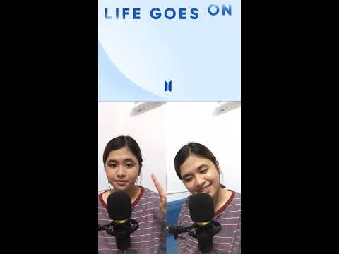 BTS (방탄소년단) 'Life Goes On' Cover | Shiella Austria
