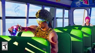 Fortnite Battle Royale NOW AVAILABLE for NINTENDO SWITCH!! NEW TRAILER thumbnail