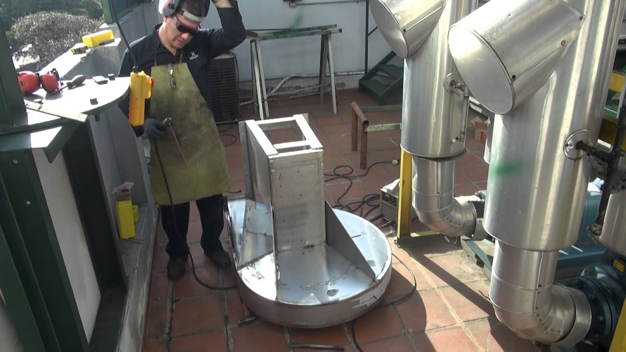 Metalmecanica proceso de soldadura arco y tig 1080p hd for Que es soldadura