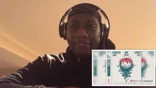 Reactions Homicide remix Eminem, kendrick Lamar, Mac Miller, Joyner Lucas, and Logic