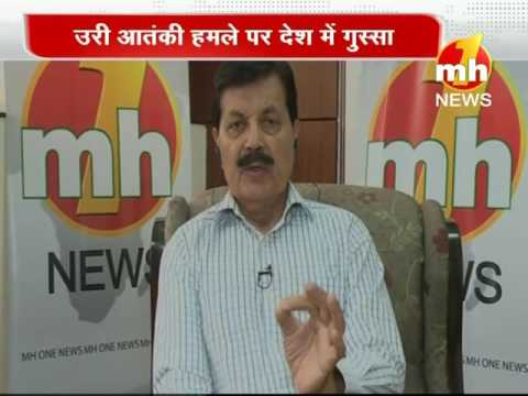 Big Debate on Uri Terror Attack with Defence Experts, Pat-1