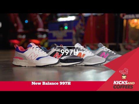 new balance 997h rosa