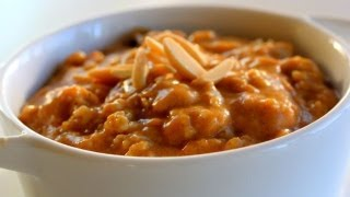 'be The Gold' Pumpkin Oatmeal - Clean & Delicious®