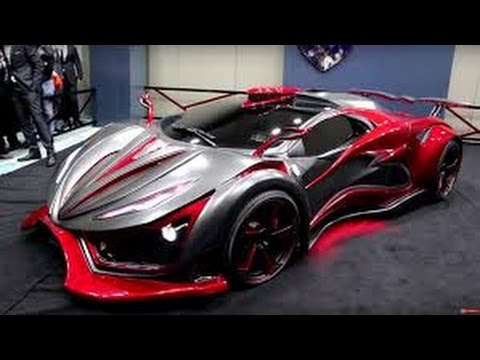 supercars north america cars
