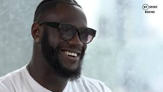 Deontay Wilder is spot on about Joshua's rematch with Ruiz | Full in-depth interview