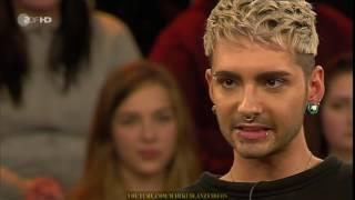 Bill Kaulitz im Talk bei Markus Lanz