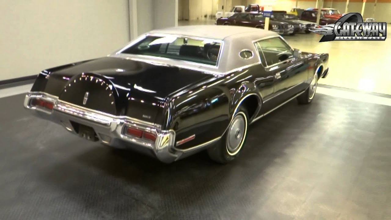 1973 lincoln mark iv - stock #5774 - gateway classic cars - st