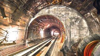 ТОП-10 самых больших метро мира!