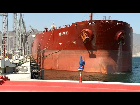 Fujairah Oil Tanker Terminals UAE