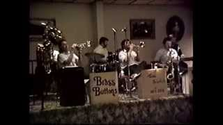 Tom Siebold & the Brass Buttons,   Polka For Two & Happy Hoppers Polka. Feb 89