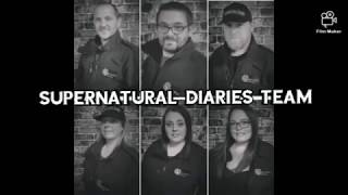 Past Guest & Past Venues - with Supernatural Diaries