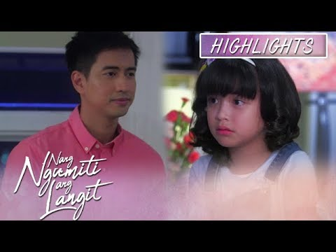 Mikmik introduces Michael to Britney as her father | Nang Ngumiti Ang Langit
