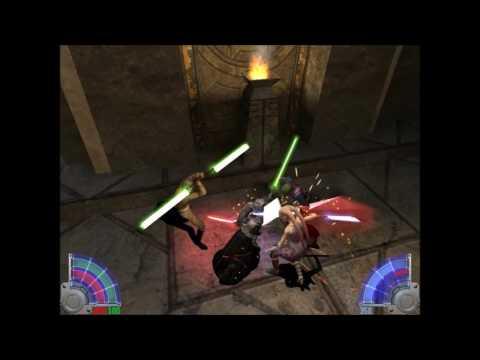 Star wars jedi knight jedi academy tulak hord's vengeance |