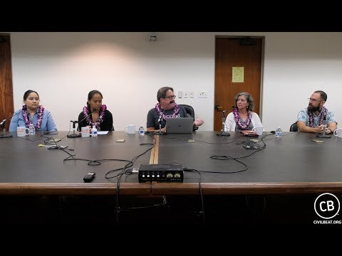Civil Beat Event: 2018 Hawaii Legislative Preview