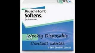 Contacts For Dry Eyes - 5 Best Contact Lenses For Dry Eyes