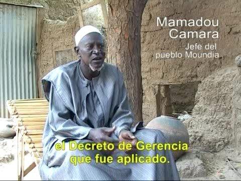 niger español