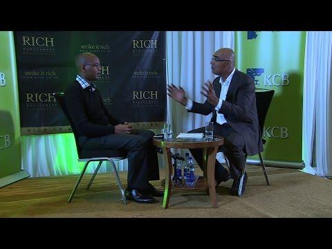 #Mindspeak with @JoshuaOigara CEO Kenya Commercial Bank @KCBGroup
