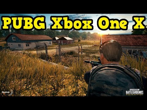 PUBG XBOX One X Gameplay - Coastal Strategy
