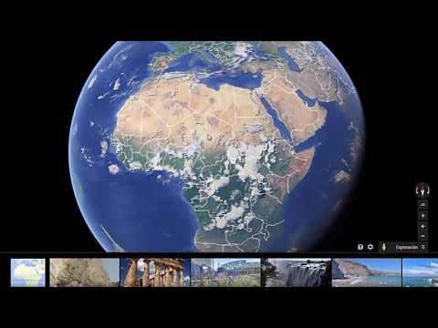 Google maps street view san luis argentina