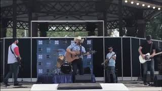 Treyor Wood Band (Live) Bill Riley Stage IA State Fair 2018