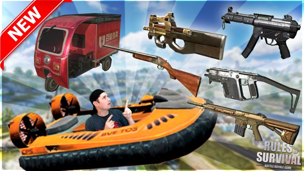 rules of survival vn