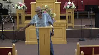 GCC Bible Study - June 21, 2021