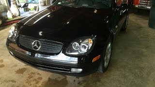 1998 Mercedes-Benz Slk230 Overview & Test Drive