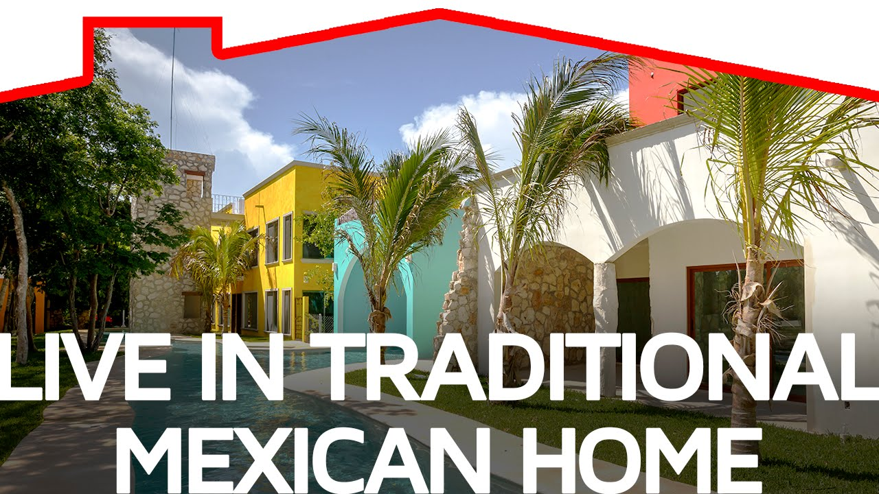 Hacienda Escondida Live In Traditional Mexican Home Playa Del Carmen