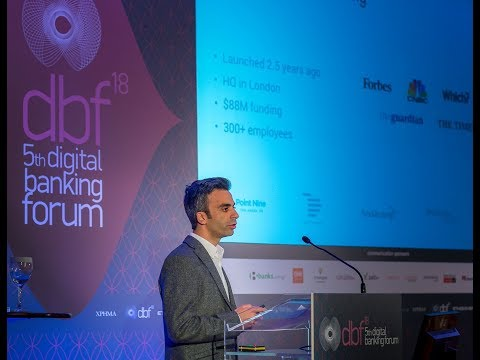 5th Digital Banking Forum_Δημήτρης Λιτσικάκης, Country Manager Greece, Revolut