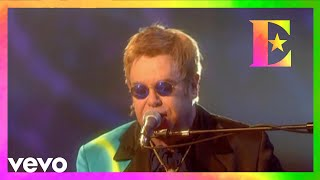 Elton John - Bennie And The Jets (Red Piano Show - Live in Las Vegas)