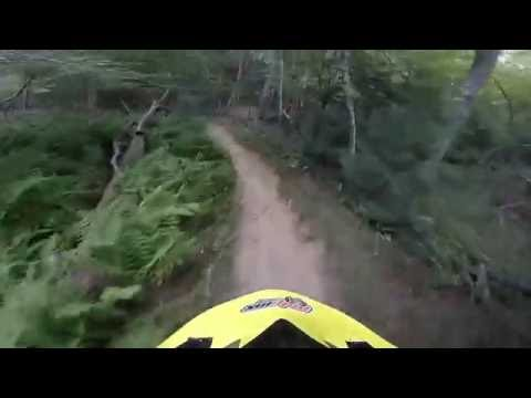 Freetown Dirt Bike Trail Riding - 5 mile loop
