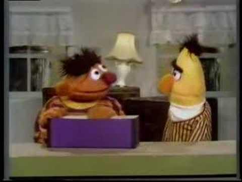 Sesame Street - Ernie's R collection