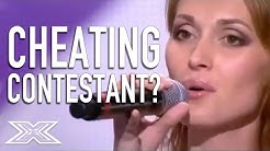 Is This Contestant Really Lip Syncing? | X Factor Global