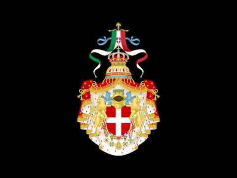 National Anthem of Italy (1861 - 1946)